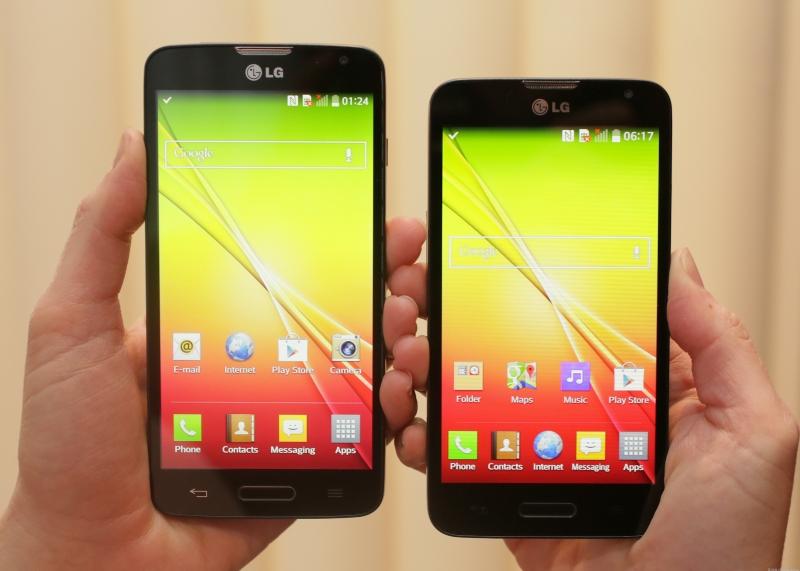 LG L90 & L70